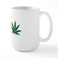 I love Weed Mug