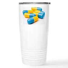Drug capsules Travel Mug