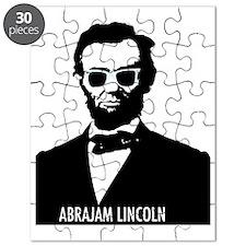 AbraJAM Lincoln Puzzle