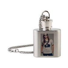 ABERAJAM LINCOLN Flask Necklace