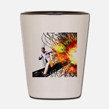 Explosion Shot Glass