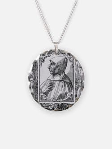 Girolamo Savonarola, Italian Necklace