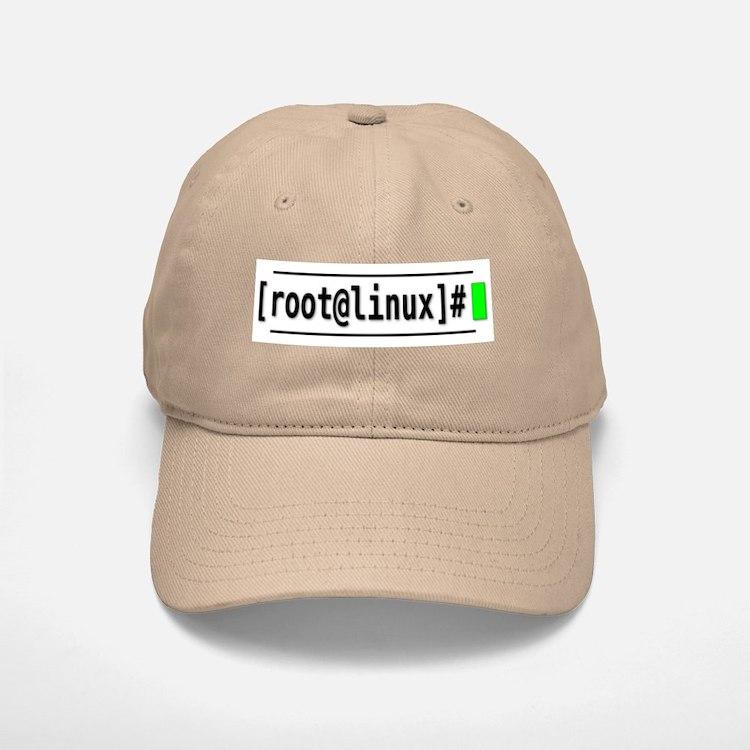 Root@Linux Baseball Baseball Cap