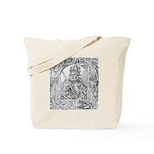 Frederick I Barbarossa Holy Roman Emperor Tote Bag
