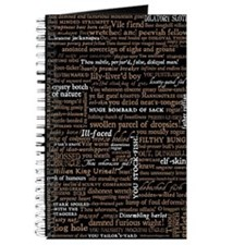 Shakespeare Quotes Journal