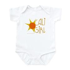 Cali Girl Infant Bodysuit
