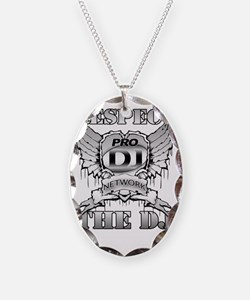 Respect The DJ - Dark Necklace