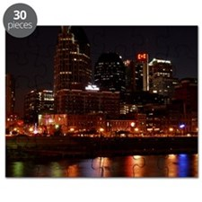 Nashville and the Cumberland River Puzzle