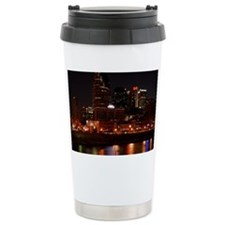 Nashville and the Cumbe Travel Coffee Mug