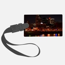 Nashville and the Cumberland Riv Luggage Tag