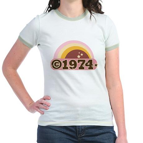 1974 Jr. Ringer T-Shirt