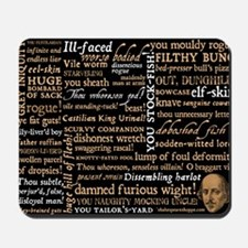 ShakespeareQuotes Mousepad