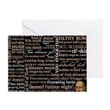ShakespeareQuotes Greeting Card