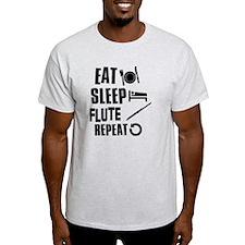 Eat Sleep Flute T-Shirt
