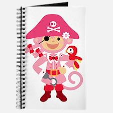 Captain Miss Monkie Journal
