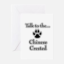 Crested Talk Greeting Cards (Pk of 10)