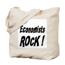 Economists Rock ! Tote Bag