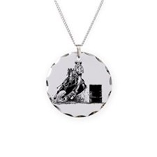 Barrel Racing Necklace