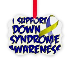 Down Syndrome Awareness Ornament