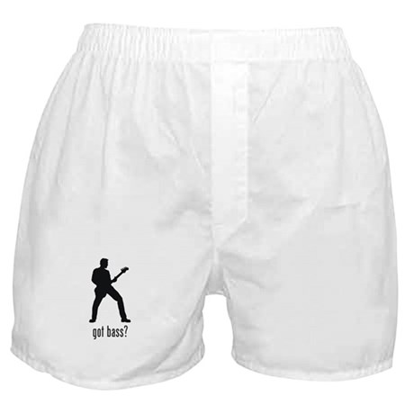 Bass Player Boxer Shorts