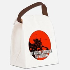 The Martian Cronicles Canvas Lunch Bag