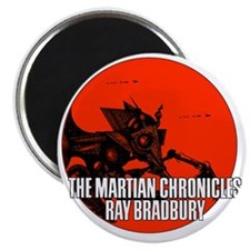 The Martian Cronicles Magnet