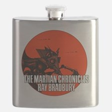 The Martian Cronicles Flask