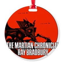 The Martian Cronicles Ornament