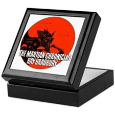 The Martian Cronicles Keepsake Box