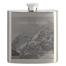 Joourney to Alaska Flask
