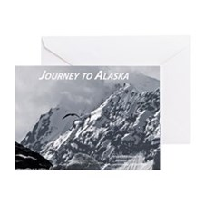 Joourney to Alaska Greeting Card