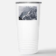 Joourney to Alaska Travel Mug