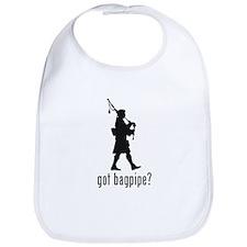Bagpipe Bib