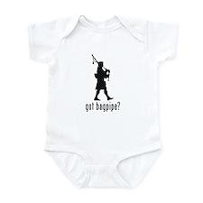 Bagpipe Infant Bodysuit