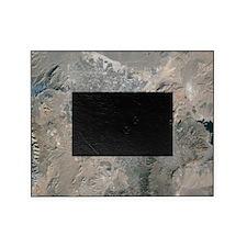 Las Vegas, satellite image, 2009 Picture Frame