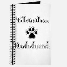 Dachshund Talk Journal