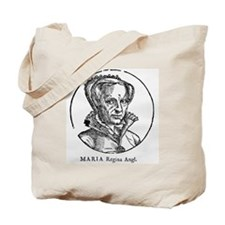 Mary I, Queen of England and Ireland Tote Bag