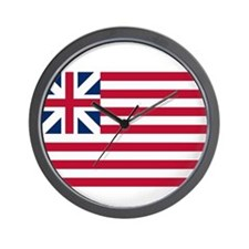 Grand Union Flag Wall Clock