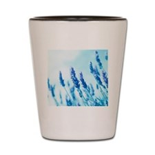 Lavender Shot Glass