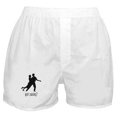 Swing Dancing Boxer Shorts
