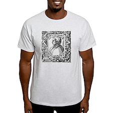 Leon Battista Alberti, Italian polym T-Shirt