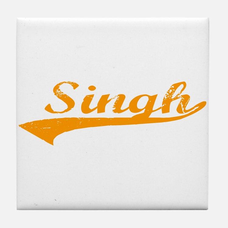 Singh Tile Coaster