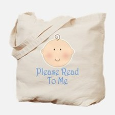Baby Read Aloud Book Tote Bag