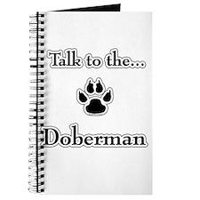 Doberman Talk Journal