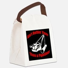 Aint Nothin Finer Canvas Lunch Bag