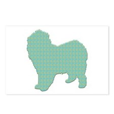 Paisley Lagotto Postcards (Package of 8)
