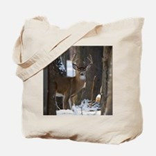 Trophy Whitetail D1316-014 Tote Bag