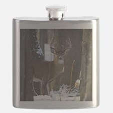 Trophy Whitetail D1316-014 Flask