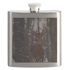 Dominant Buck D1342-025 Flask