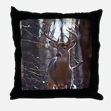 Dominant Buck D1342-025 Throw Pillow